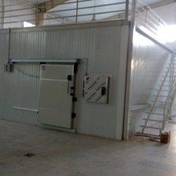 مراحل ساخت یک سردخانه پس تصمیم قطعی و پذیرش سرمایه گذاری
