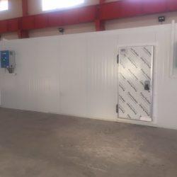 ساخت سردخانه | تونل انجماد
