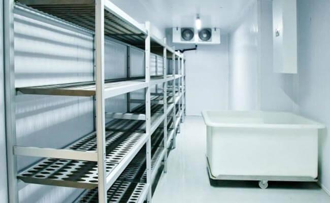 سردخانه صنعتی چیست - ذخیره محصولات حساس به دما در سردخانهی خودم