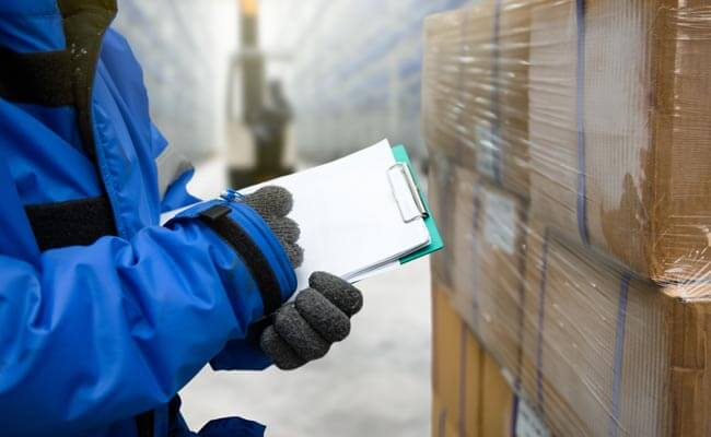 سردخانه صنعتی چیست - مواد قابل نگهداری در سردخانه