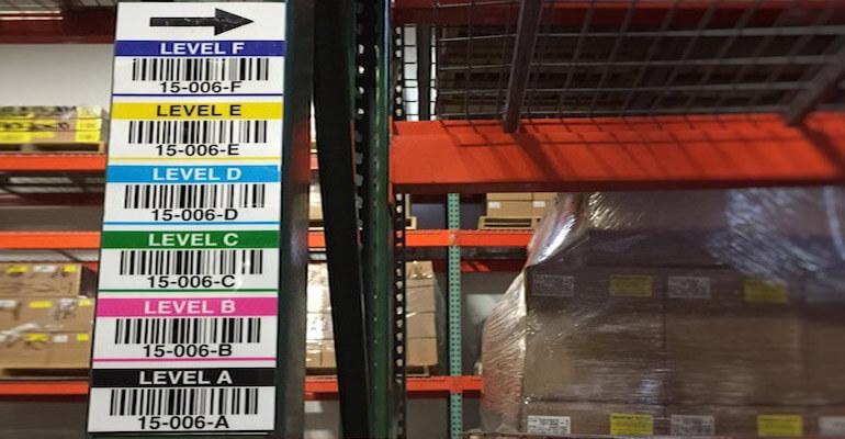 مشکلات رایج سردخانه صنعتی - کیفیت برچسب و قابلیت ردیابی محصول
