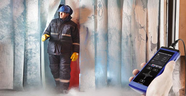 مشکلات رایج سردخانه صنعتی - تنظیم دقیق دما و رطوبت