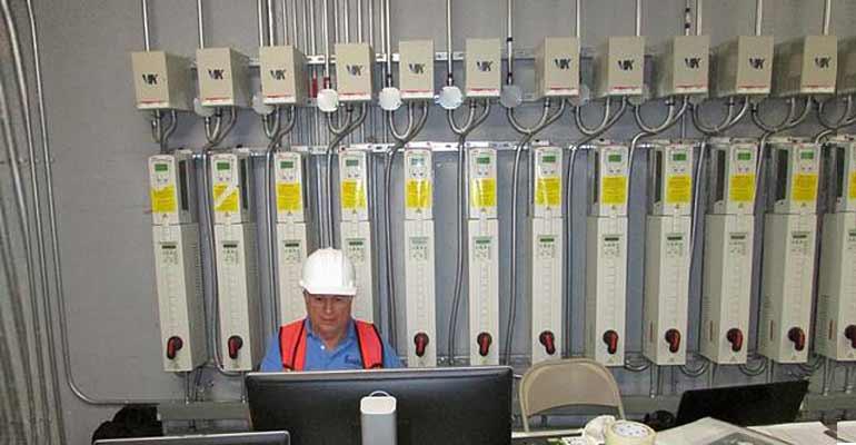اجزای تشکیل دهنده سردخانه - مرحله مهندسی