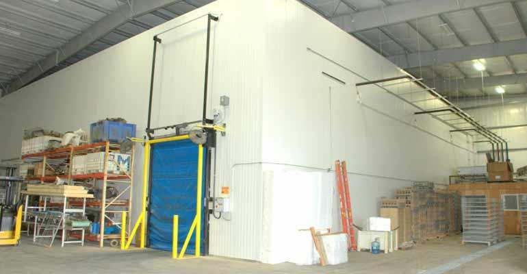 عوامل موثر بر هزینه ساخت سردخانه - ساخت انبار سردخانه