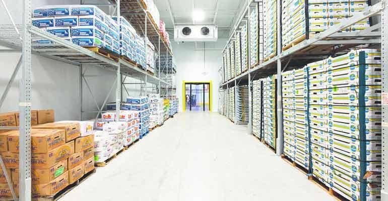سردخانه نگهداری سبزیجات - دمایی که به کنترل سبزیجات کمک میکند