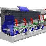 انواع تونل انجماد سردخانه را نام ببرید