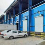سردخانه 5000 تنی ظفر در باقر شهر تهران