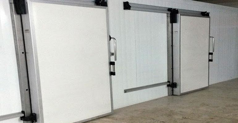 درب سردخانه - چه نوع دربهایی برای سردخانه وجود دارد؟